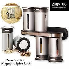 spice rack magnetic
