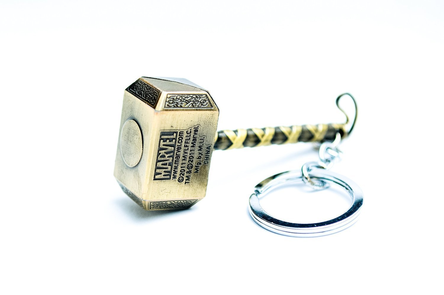 Hammer Of Thor Keychain - Quirky Gifts to india  6c89eec46951