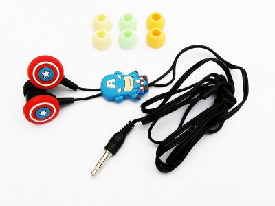 Captain America HeadPhones