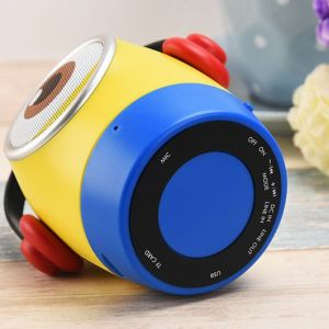 Bello Banana Minion Speakers-1