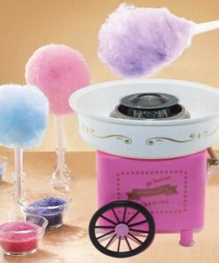 Electric Mini Sweet cotton candy maker-1