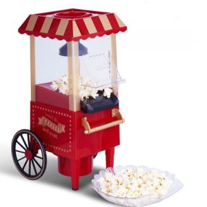 Imported Stainless steel high quality Hot Popcorn Maker Machine (GM2KIM1410) -1