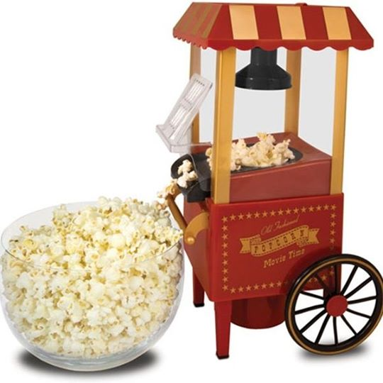 Imported Stainless steel high quality Hot Popcorn Maker Machine (GM2KIM1410)