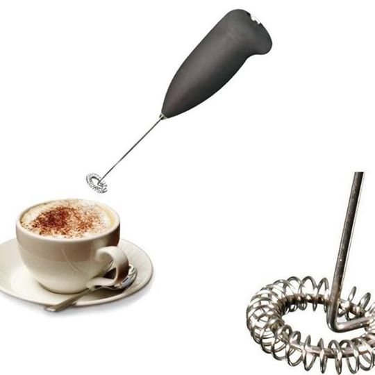 Milk Coffee Egg Beater Frother Hand Blender-coffee