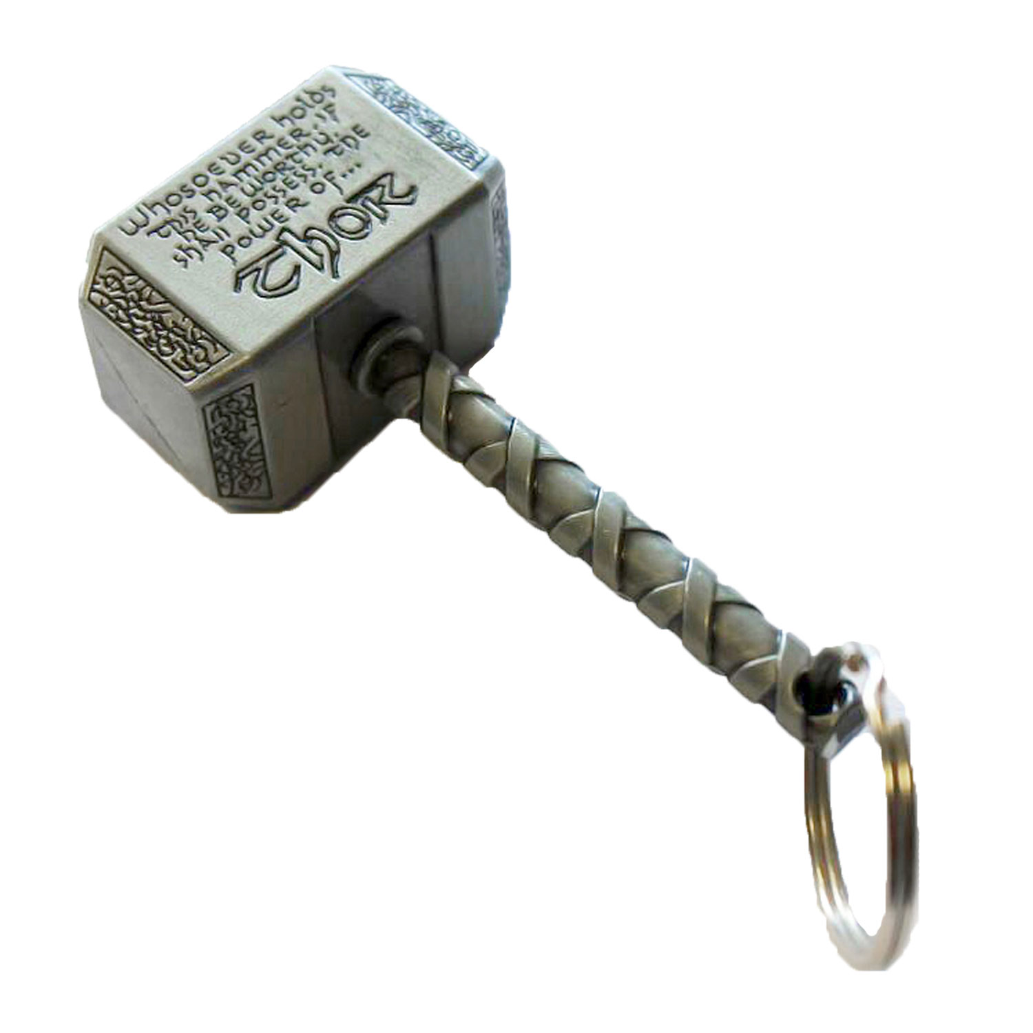 hammer of thor keychain buy unique gifts and quirky products