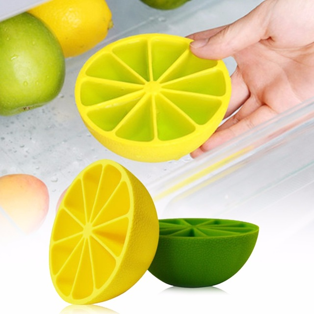 LEMON ICE TRAY