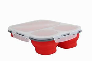 Silicon Adjustable Lunch Box