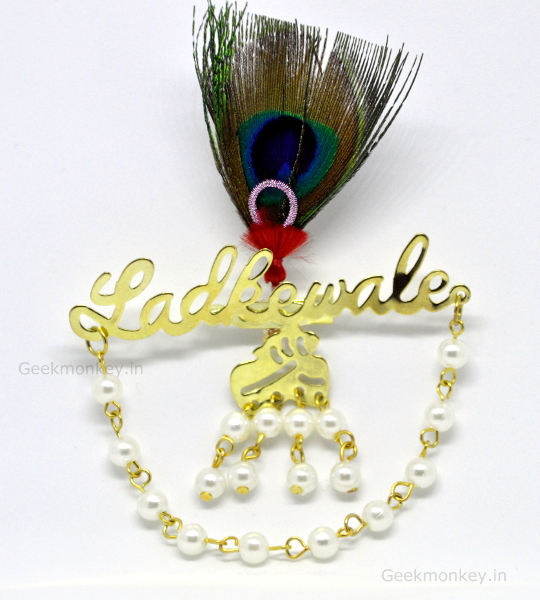 Ladkewale brooches