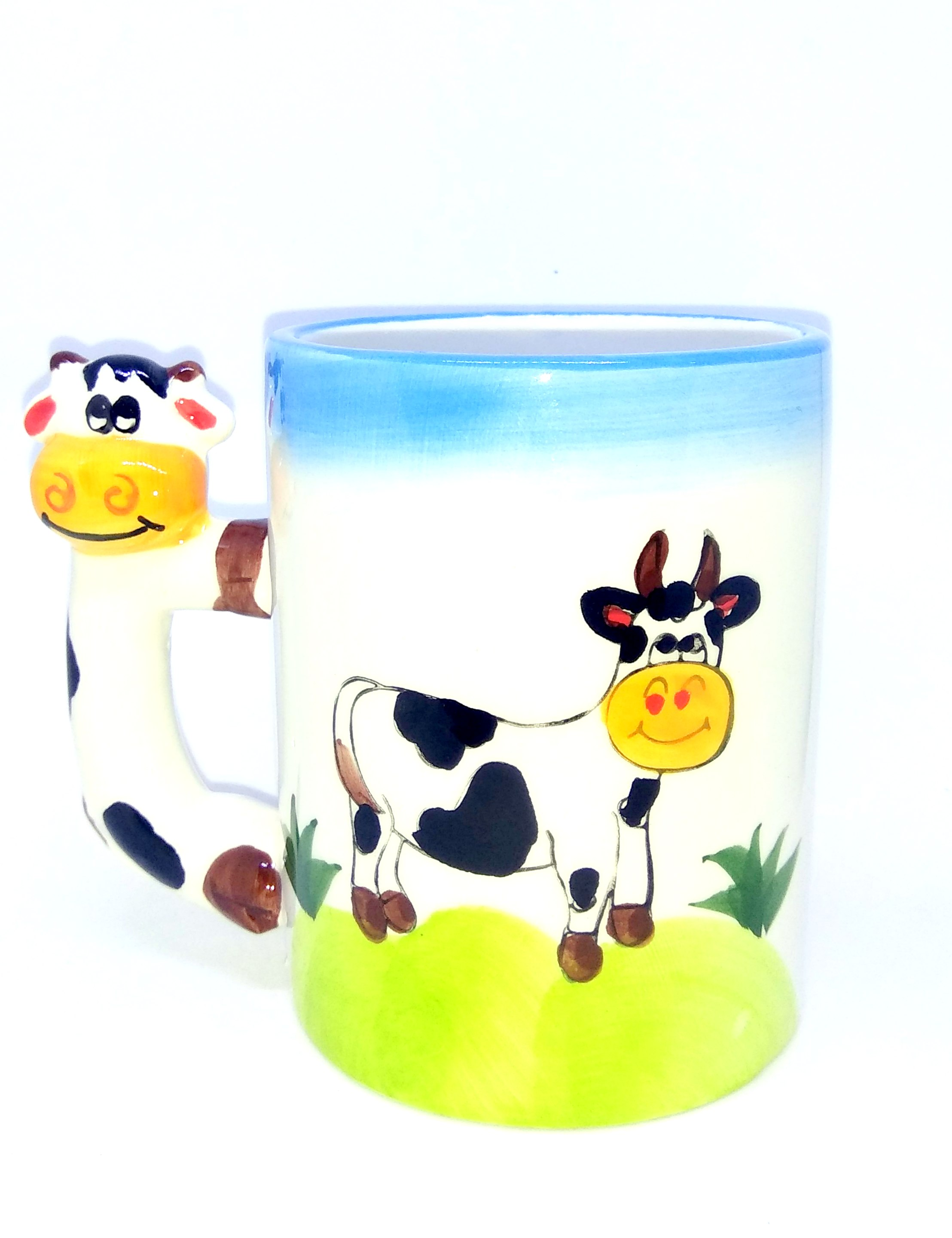 Cow Animal Kids Mug