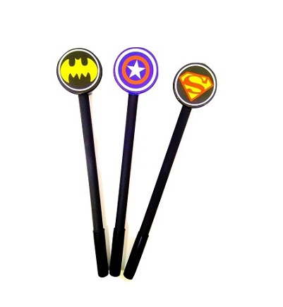 super hero pen