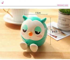 Owl Phone Holder Stand Mount Creative Piggy Bank