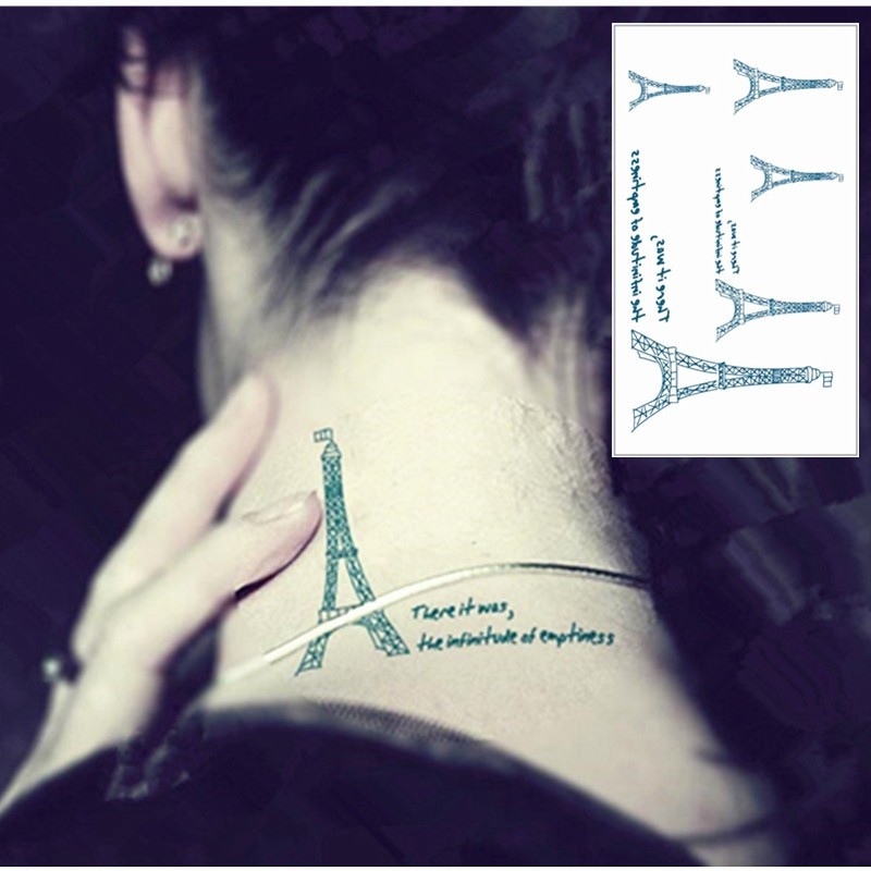 Eiffel_Tattoo