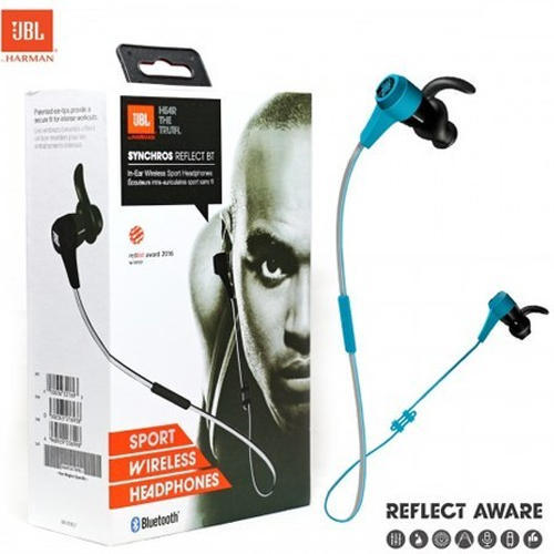 JBL Synchros Sports Wireless Bluetooth Earphones