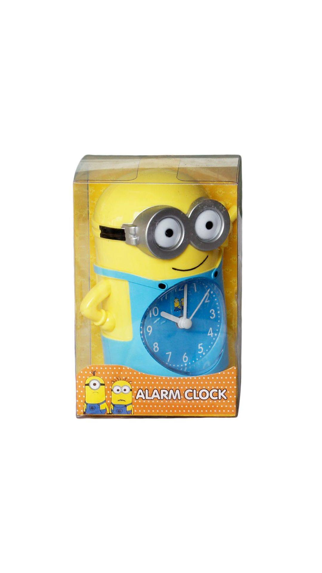 minion-clock pack