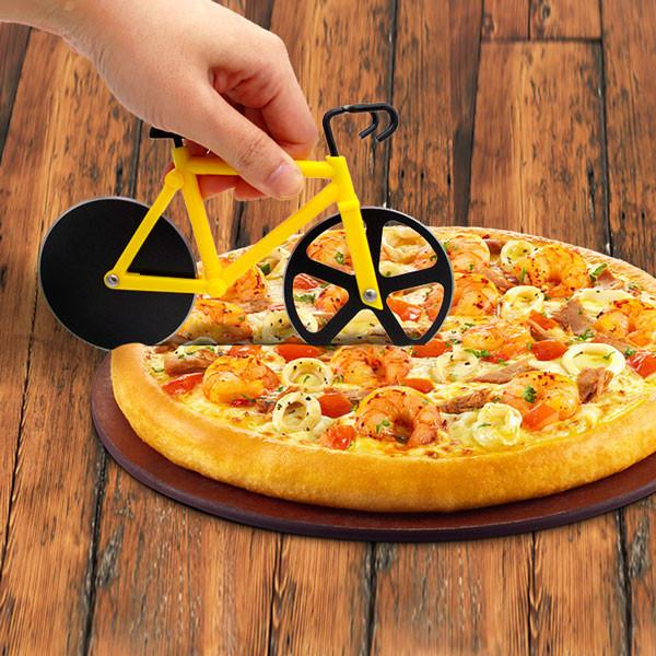 Bicycle Shaped Pizza Cutter Gifting In India Geekmonkey