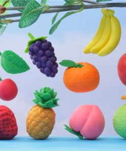 fruit eraser
