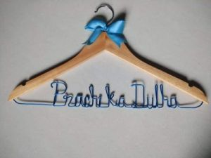 personalized hanger for retirement gifts