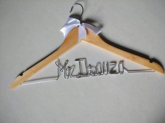 personalized hanger in india