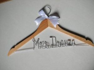 personalized hangers