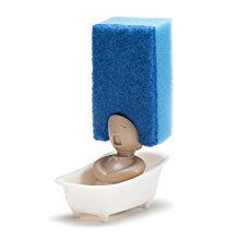 BATHTUB DISH SPONGE HOLDER
