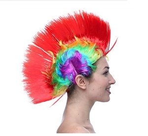 wigs for holi