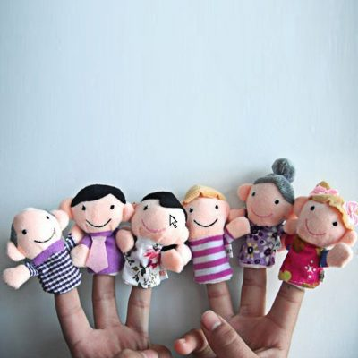 puppet family