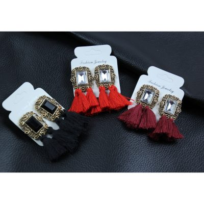 Thread Tassel Square
