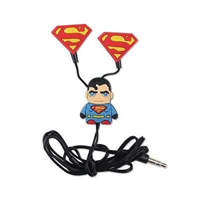 Superman Wired Earphone
