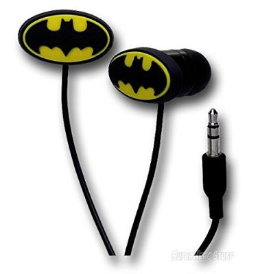 Batman Shaped earphone