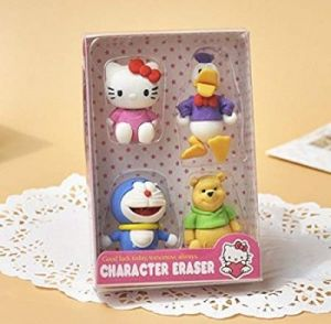 Cartoon Erasers