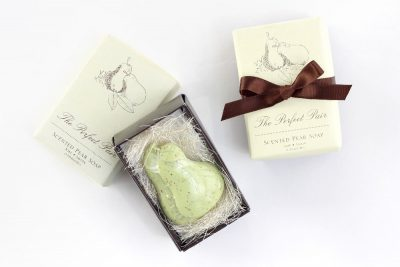 The Perfect Pair Pear Soap Favor Buy Unique Gifts And Quirky
