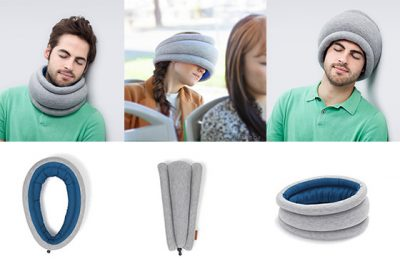 Ostrich Pillow - light