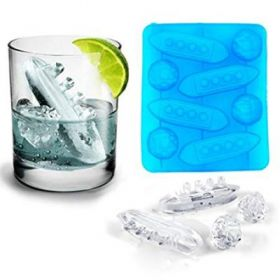 Titanic Shaped Ice Tray