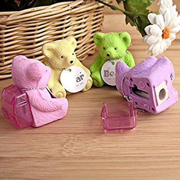 Teddy Bear Sharpener n Eraser