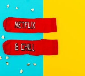 Gifts for Girls - Netflix and chill
