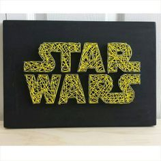 starwars string art