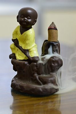 yellow monk burner
