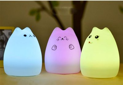 Cat LED Lamp