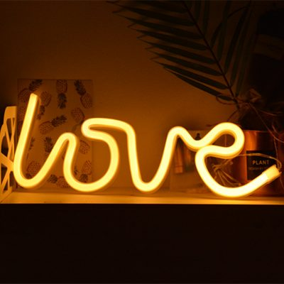 Love Neon Light