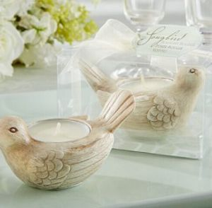 Bird Candle Holder