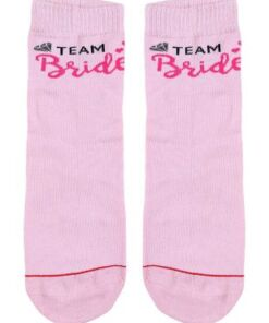 Team Bride Socks
