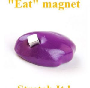 Magnetic Thinking Putty