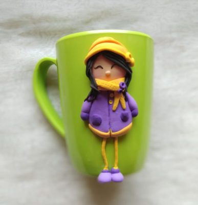 HandMade Mugs - Girls