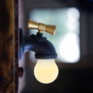 rechargeable tap lamp