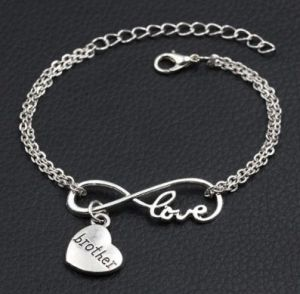 Infinite Brother Love Bracelet