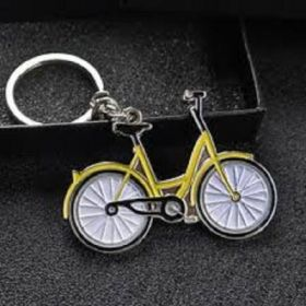 Cycle Keychain