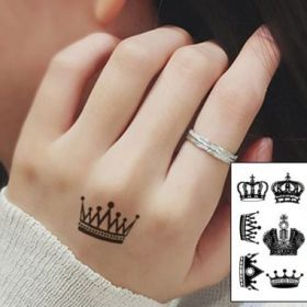 King Queen Tattoo