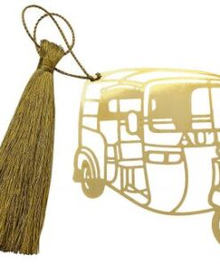 Tuk Tuk Bookmark