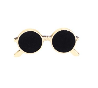 Swag Sun-glass Brooch