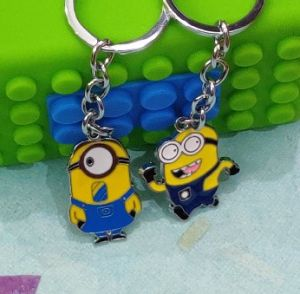 Minion Keychain Set
